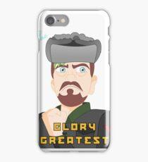 GLORY GREATEST iPhone Case/Skin