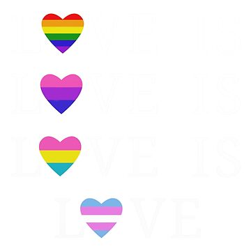 Love is Love by Liam-Wilson