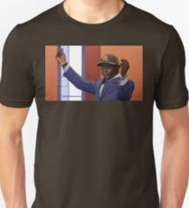 Crying Jordan Johnny Manziel on NFL Draft Day T-Shirt
