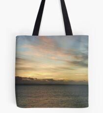 Silver Sand Tote Bag
