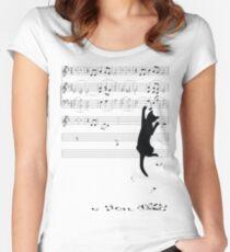 Mischief Fitted Scoop T-Shirt