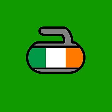 Ireland Rocks! - Curling Rockers by bubgum