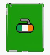 Ireland Rocks! - Curling Rockers iPad Case/Skin