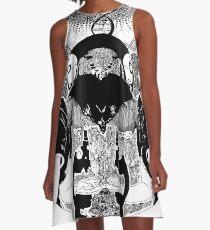 Rosalind Franklin A-Line Dress