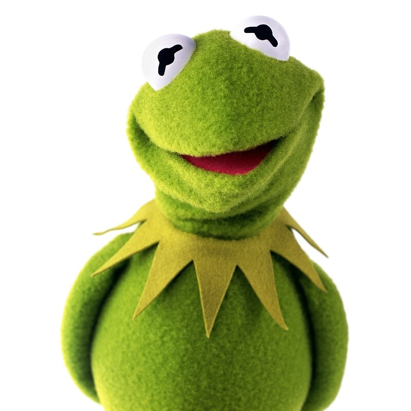 Kermit the frog greeting cards by zayin redbubble kermit the frog by zayin m4hsunfo
