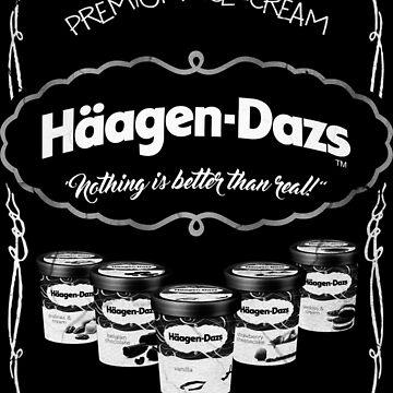 Haagen Dazs Ice Cream by TATSUHIRO