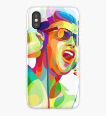Music Festival (Men) iPhone Case/Skin