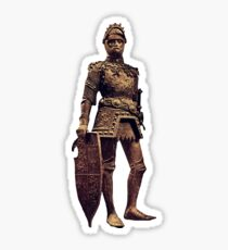 King Arthur Print Sticker