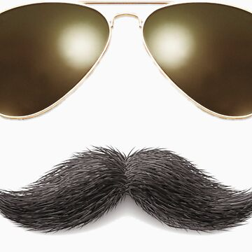 Easy Mustache Rider by Stolhanske
