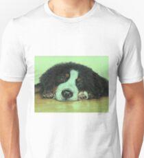 Big Puppy Paws Unisex T-Shirt