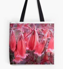 Tiny Red Bells Tote Bag