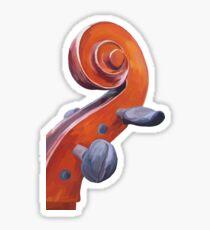 Violin   Viola   Cello   Bass Sticker