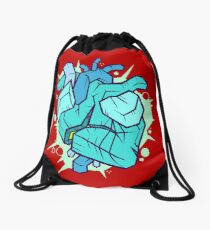 Cold-Hearted And Venomous Drawstring Bag