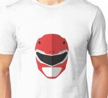 Mighty Morphin Power Rangers - Red Ranger Unisex T-Shirt