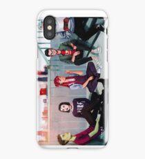 Teen Titans (vertical) iPhone Case/Skin
