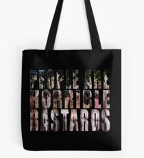 horrible Tote Bag