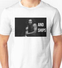 Guns and Ships T-Shirt