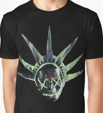 THE PURGE: liberty MASK Graphic T-Shirt