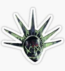 THE PURGE: liberty MASK Sticker