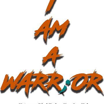 Warr;or Orange by Battlebuddy22