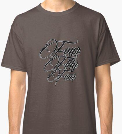 454 BIG BLOCK CHEV 'Scriptaaay' Classic T-Shirt