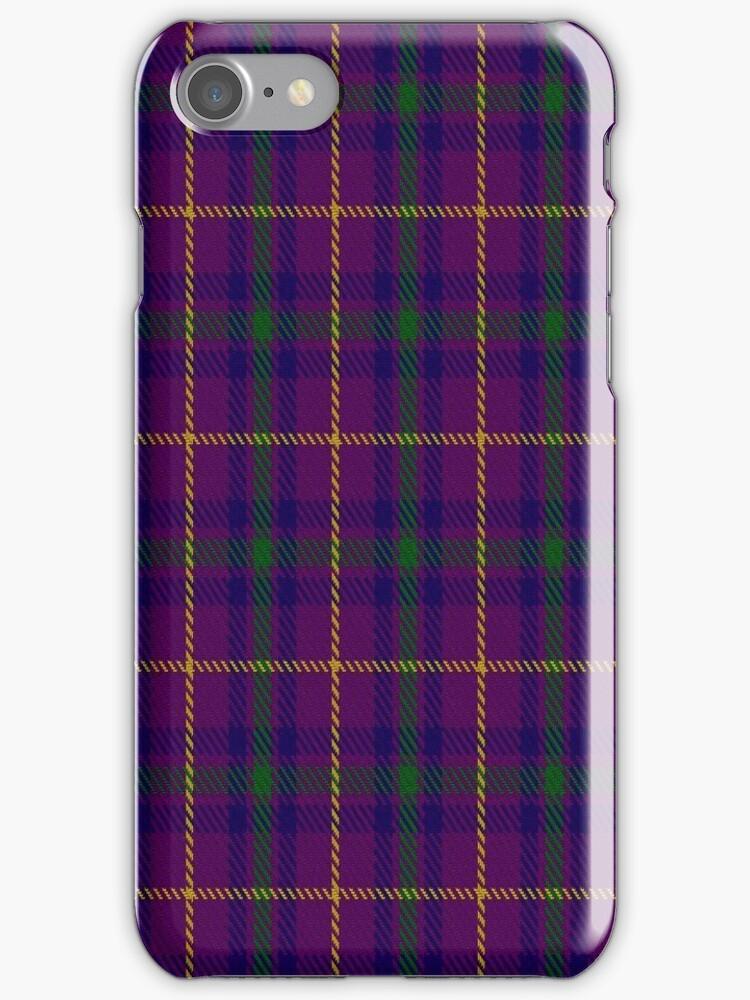 01799 Bryson (2000) Clan/Family Tartan  by Detnecs2013