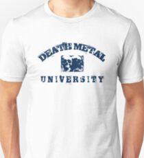 DEATH METAL UNIVERSITY - BLUE T-Shirt
