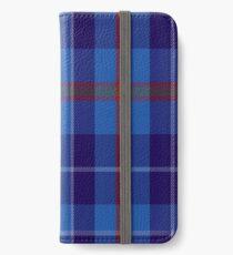 01798 Bryson Clan/Family Tartan  iPhone Wallet/Case/Skin