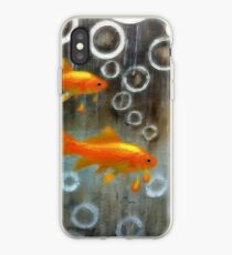 Liquified Gold iPhone Case