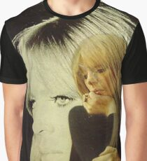 Nico- Chelsea Girl, Stereo lp Cover Graphic T-Shirt