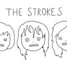 The Strokes by megandoods