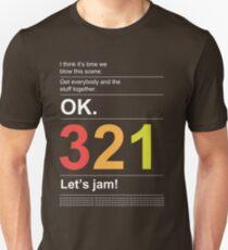 Camiseta ajustada ¡Tanque!