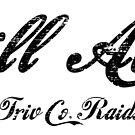 Triv Co. Raids - Still Alive (Black) by relicsoforr
