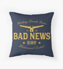Percy de Rolo Throw Pillow