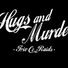 Triv Co. Raids - Hugs and Murder (White) by relicsoforr