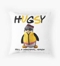Hugsy Throw Pillow