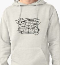 H3H3 Papa Bless Pizza Pullover Hoodie