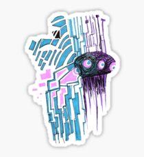 The Probot Blows Sticker