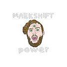 Maekshift - Doodle Tee by Samuel  Nachison