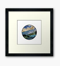 The Beautiful Earth Framed Print