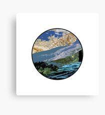 The Beautiful Earth Canvas Print