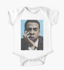 Jay Z Blue One Piece - Short Sleeve