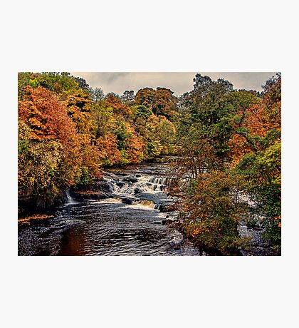 Aysgarth Falls Yorks Dales Photographic Print