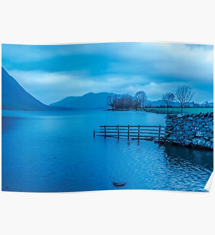 Early Morning at Buttermere Poster