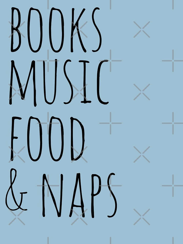 books, music, food & naps by FandomizedRose