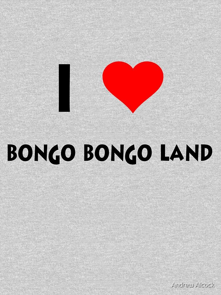 Bongo Bongo Land 2 by andrewalcock