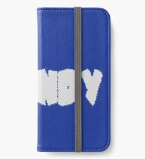 Dandy in White iPhone Wallet/Case/Skin