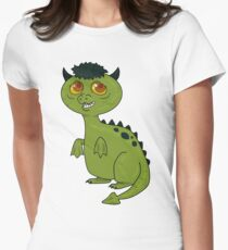 Dragon! Women's Fitted T-Shirt