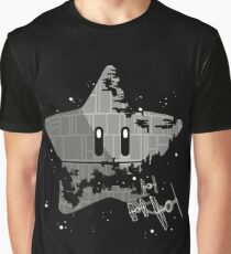 Super Death Star Graphic T-Shirt