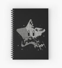 Super Death Star Spiral Notebook